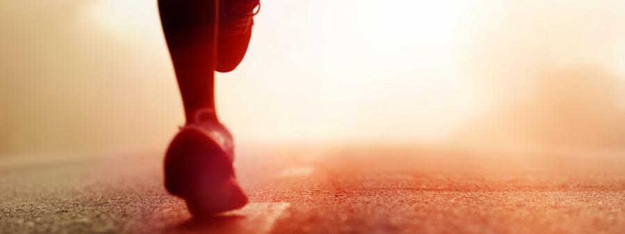 trener biegowy